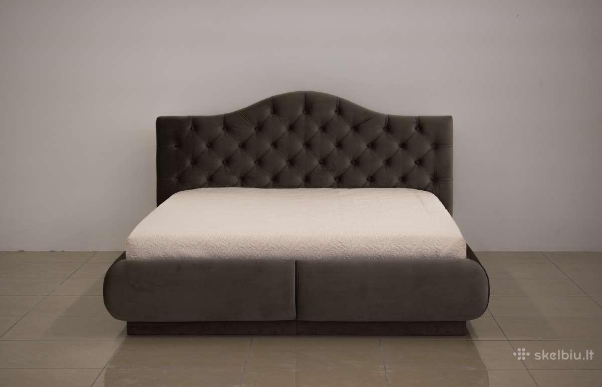 Miegamojo lova, dvigulė lova, lova