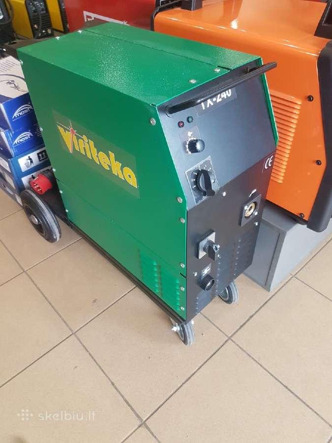 Suvirinimo pusautomatis Viriteka Tx-150