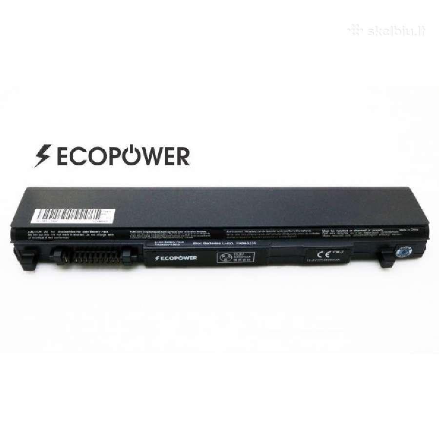 Dell, Toshiba baterijos