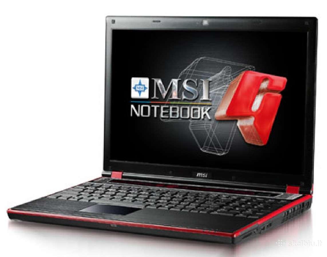 MSI GX623