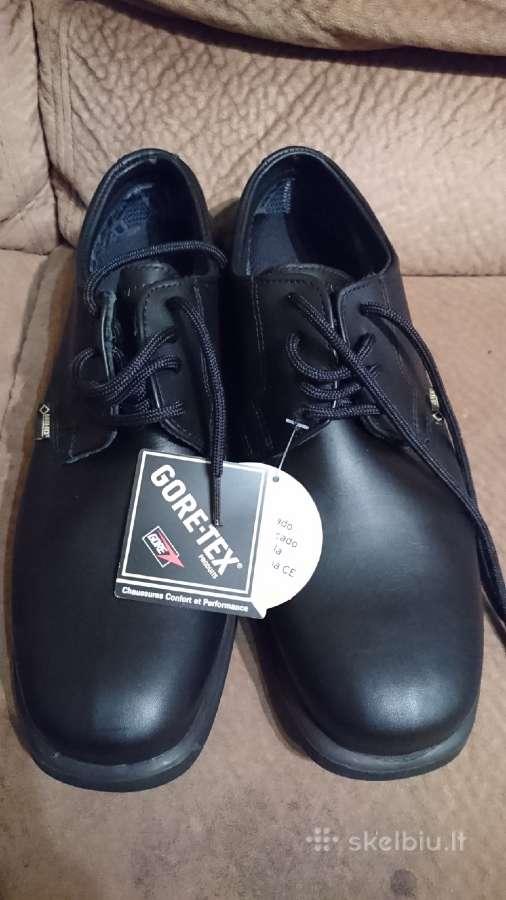 Nauji Klasikiniai ispaniški Gore Tex batai.