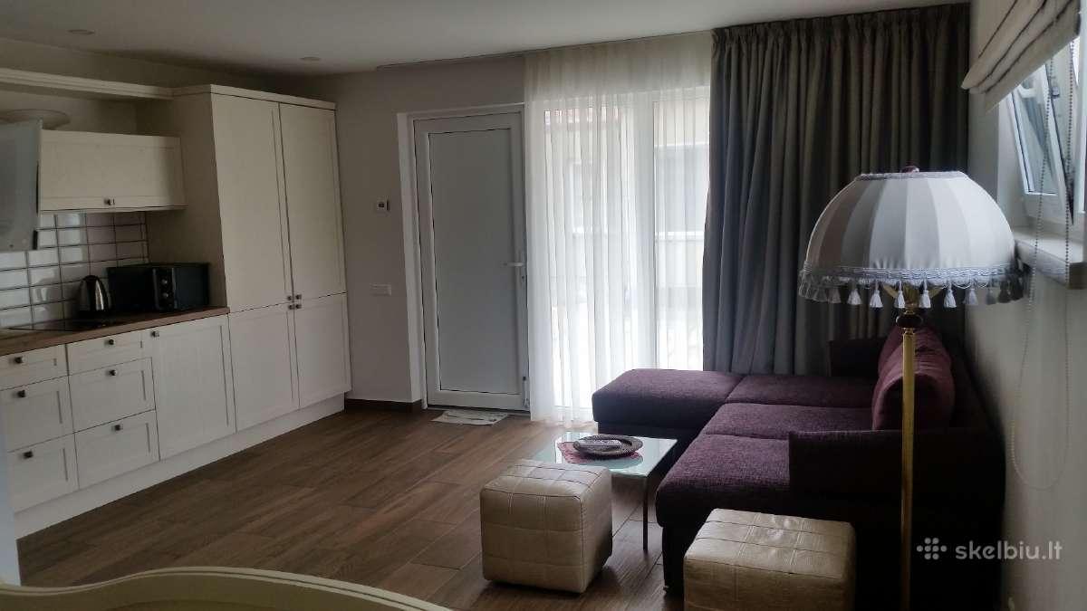 Kambariu nameliu ir apartamentu nuoma