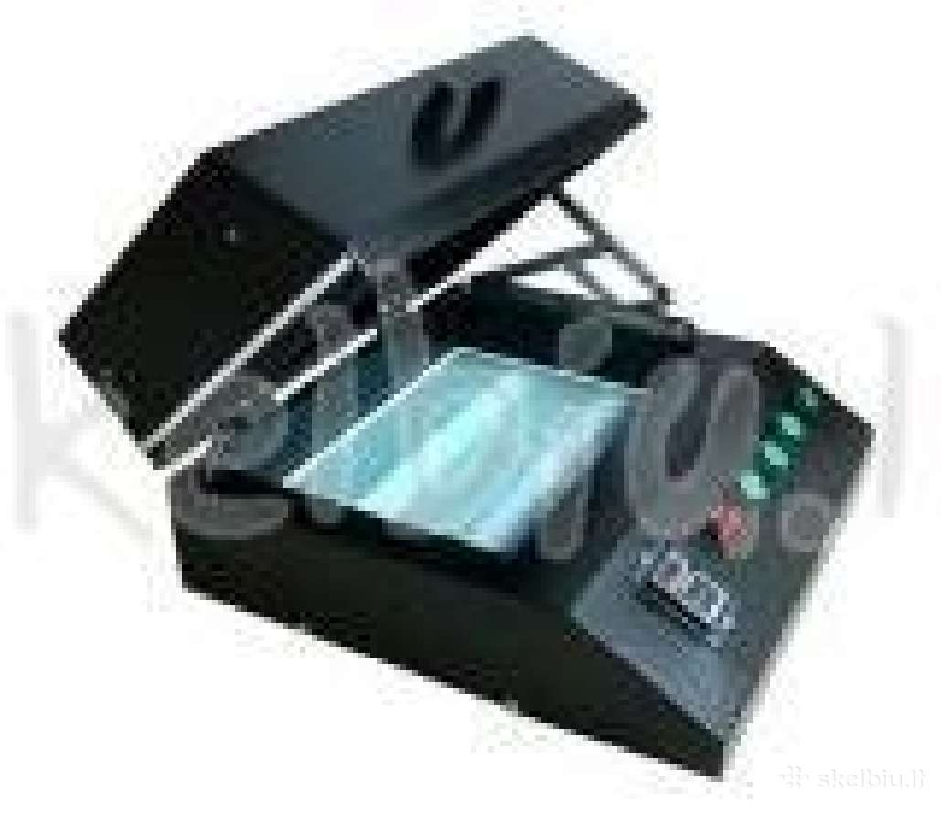 Parduodu fotokristalų gamybos įrangą