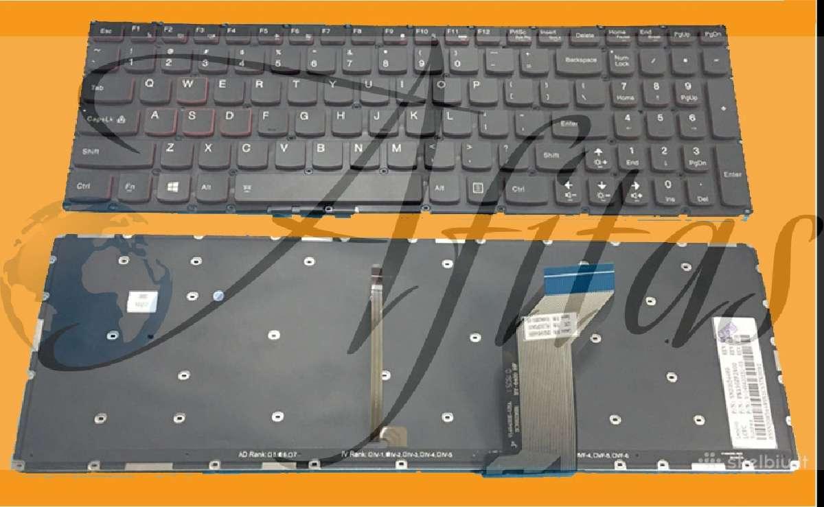 Naujos klaviaturos y700 , dell 14 7466