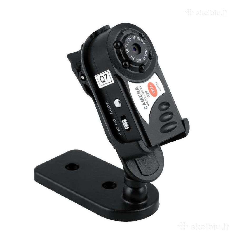 Mini WiFi Ip kamera Q7