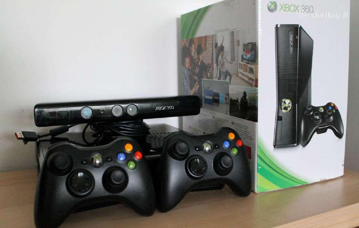 Xbox 360 250gb Atrištas Rgh+pulteliai+garantija