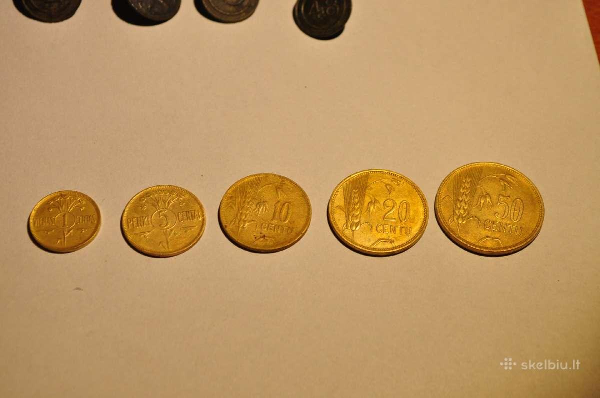 1925 Lietuvos centai