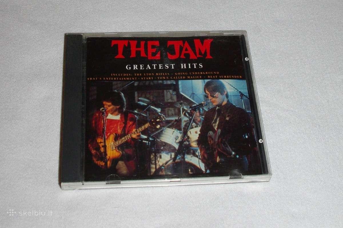 "The Jam albumas ""Greatest hits"", 1991"