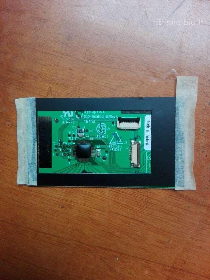 Touchpad Synaptics plokštė