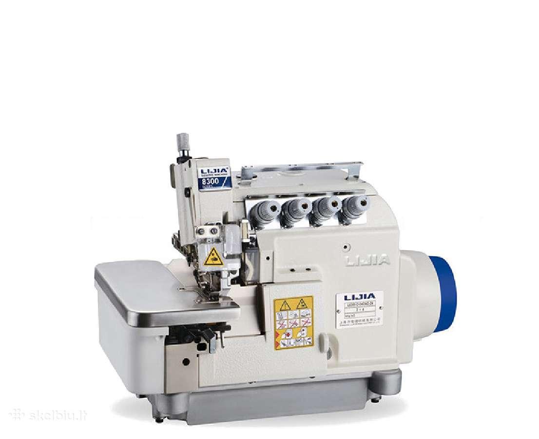 Pramoninė siuvimo įranga