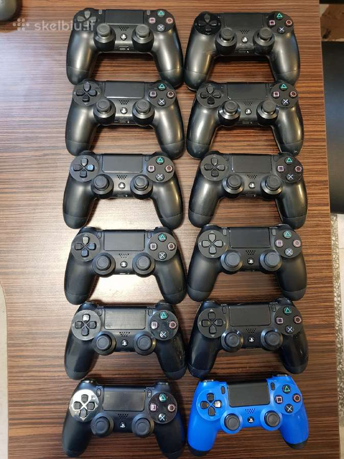 Sony Playstation 4 Pulteliai