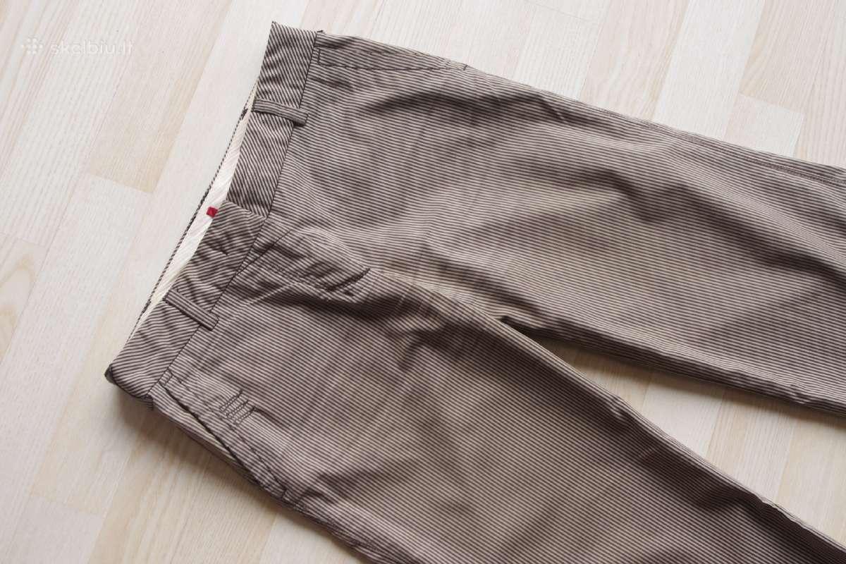 Dryžuotos kelnės Bovona 34 dydis