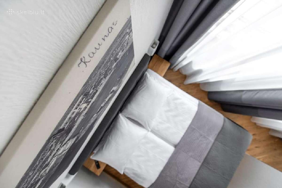 """""""Piano apartments"""" senamiestyje prie Mc Donalds"""