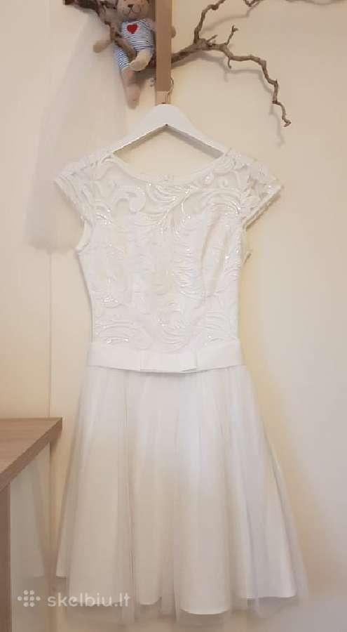 Xs-s dydžio vestuvinė/proginė suknelė