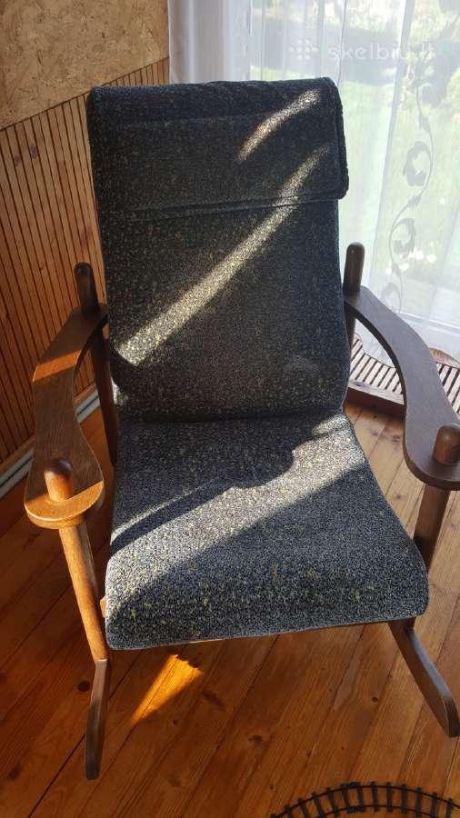 Supamas fotelis