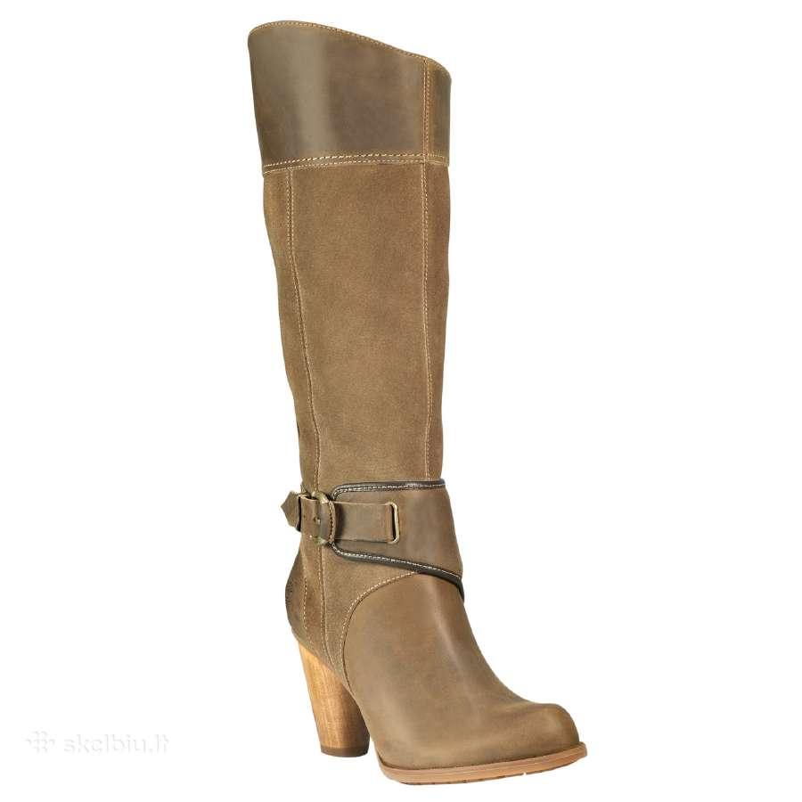 Timberland pilnai odiniai batai