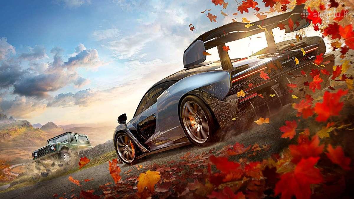 Forza Horizon 4 pigiau!