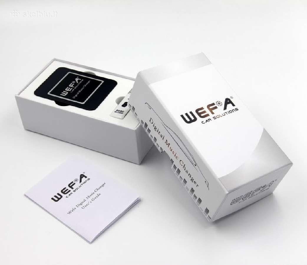 Wefa Audi, Vw, Skoda, Seat, Usb, Bluetooth priet.