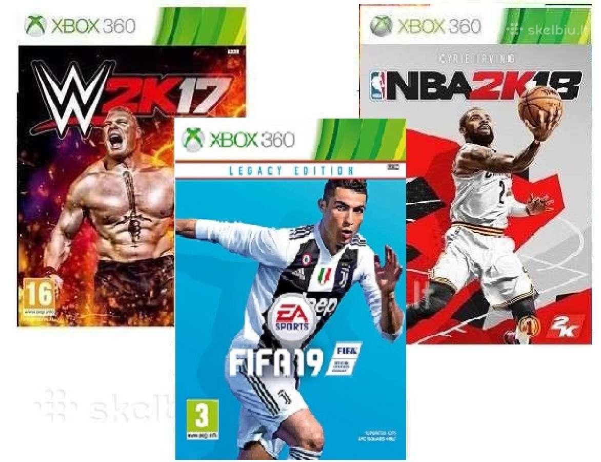 Xbox 360 žaidimai Lt3.0 Rgh/jtag