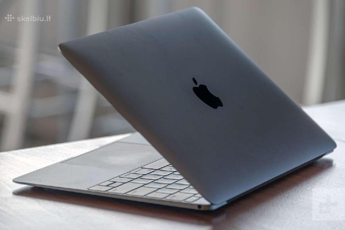 Nupirksiu nešiojamą kompiuterį Apple Mackbook