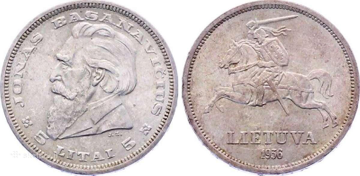 Į kolekciją ieškau monetų