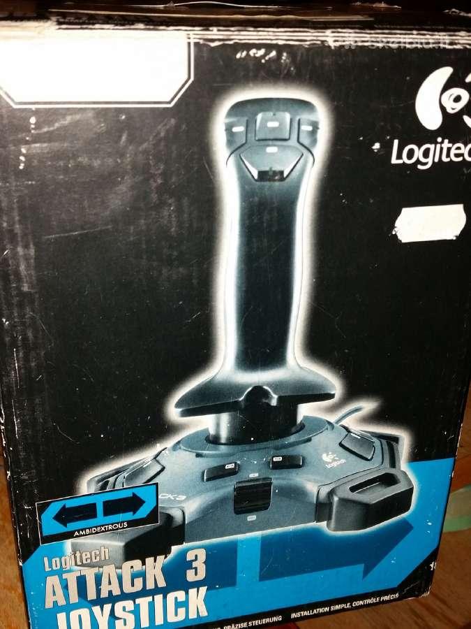 Logitech attack 3 joystick