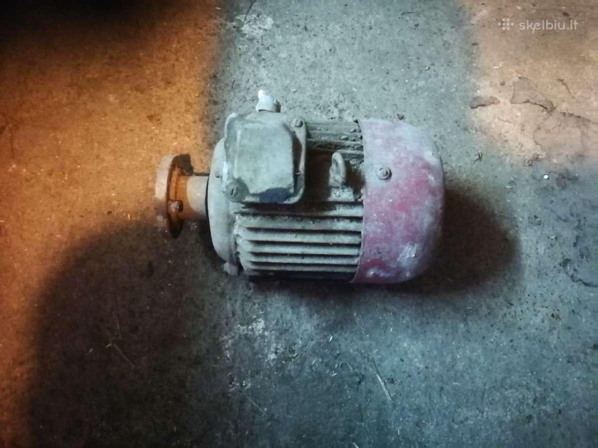 Elektros variklis 3 kw