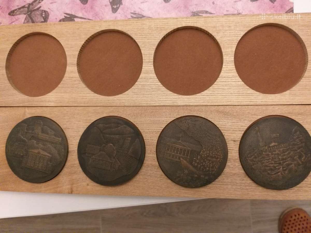 Medaliai 1870-1970