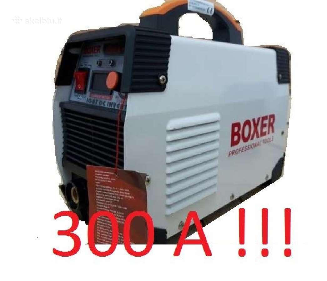 Boxer Mma-300 Suvirinimo aparatas