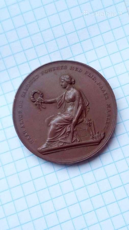 Gražus stalo medalis