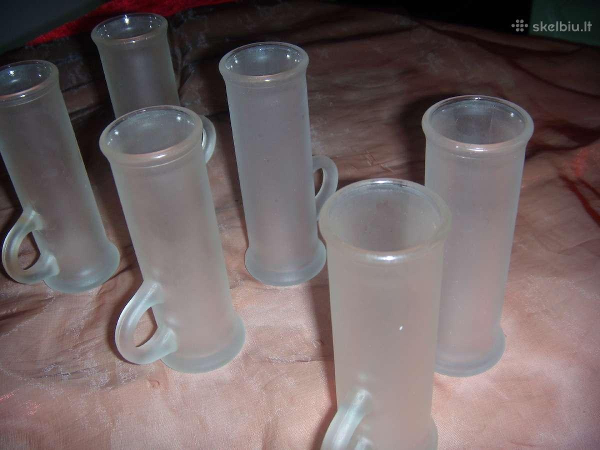 Taurelės matinio stiklo