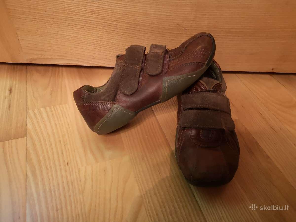 34d odiniai batai