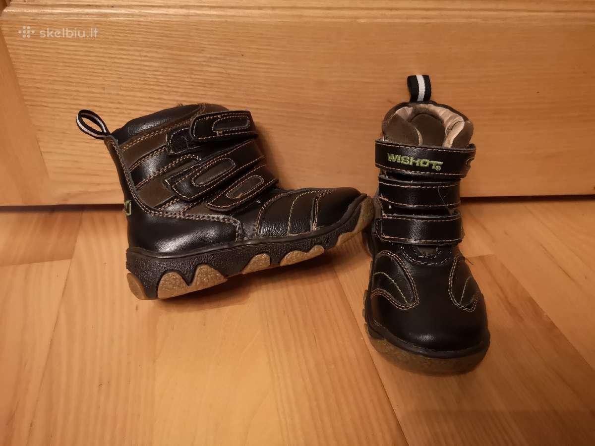 27d žieminiai šilti batai