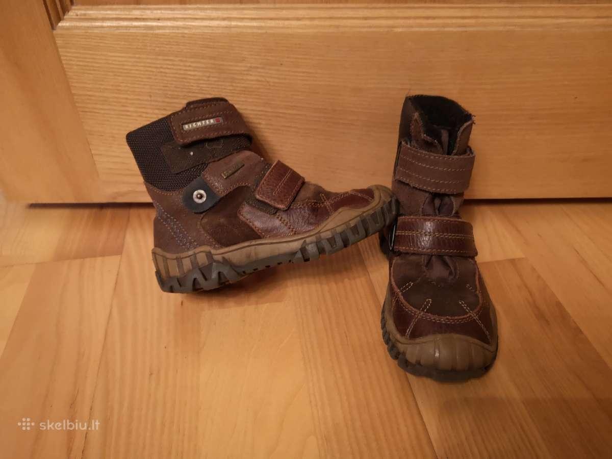 27d Richter žieminiai batai