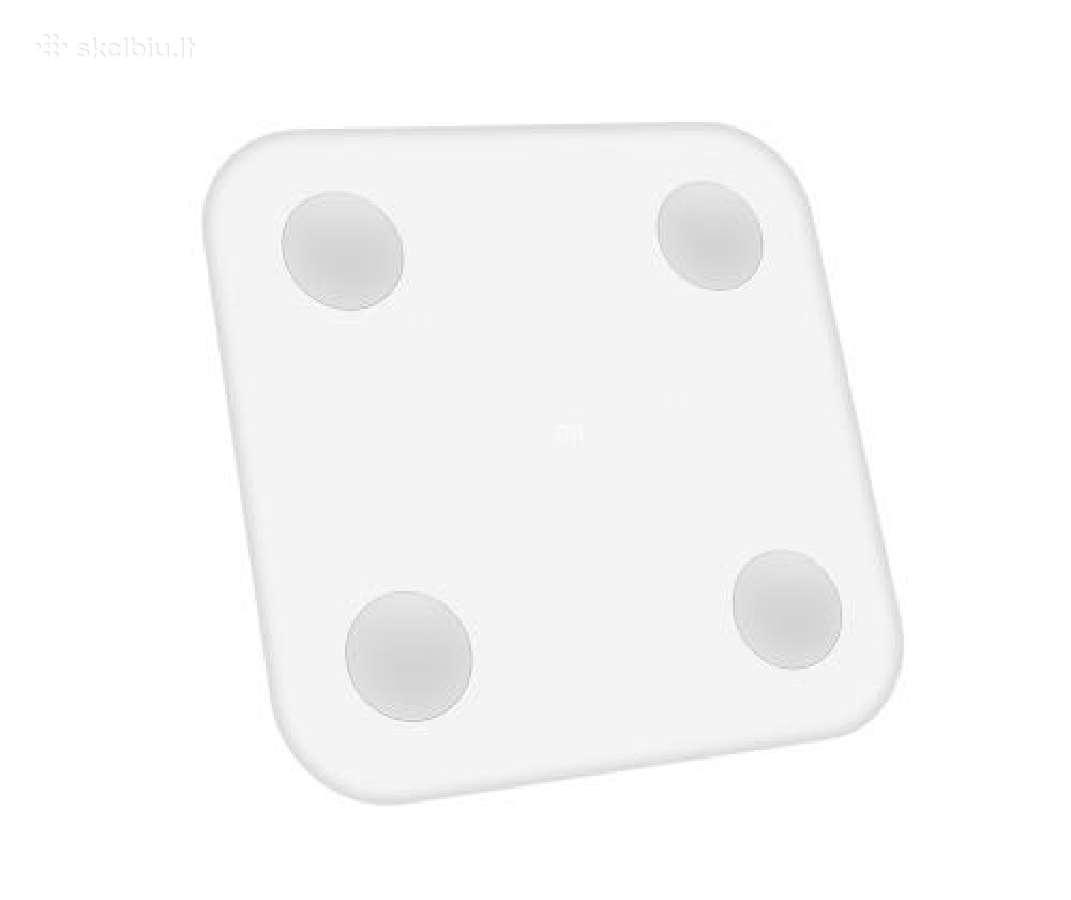Xiaomi Mi Body Fat Svarstyklės Baltos