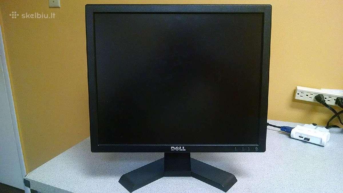 17 colių Dell LCD monitorių