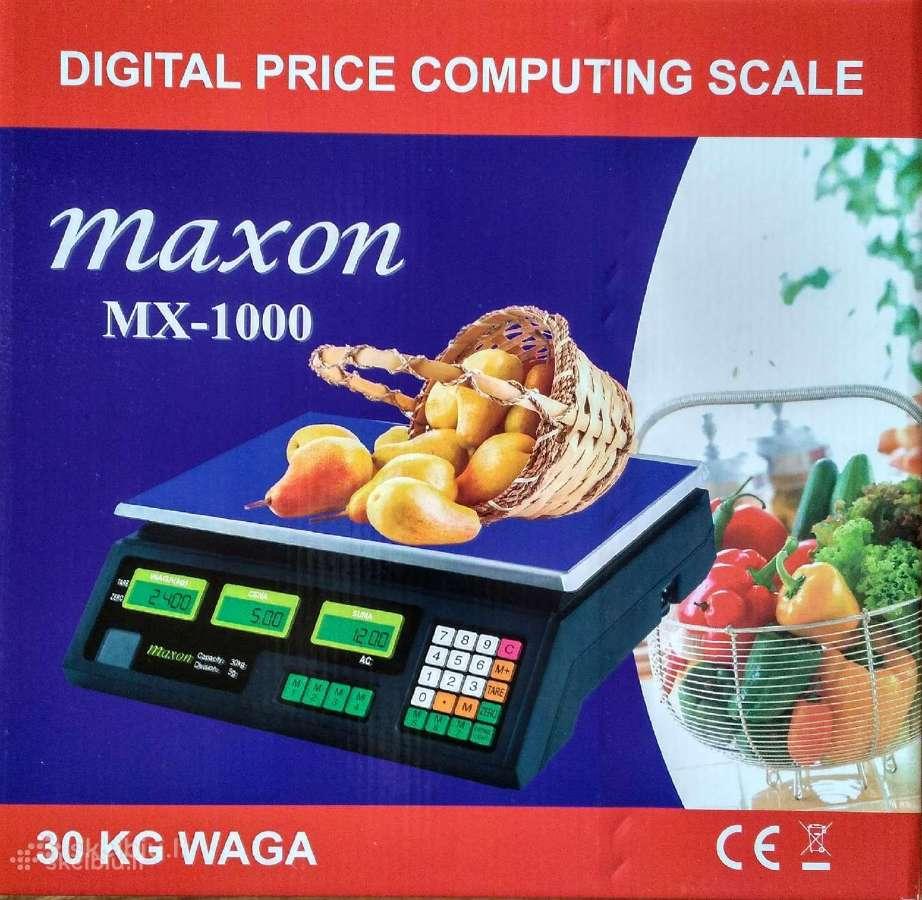 Elektronines svarstykles nuo 5gr iki 40 kg