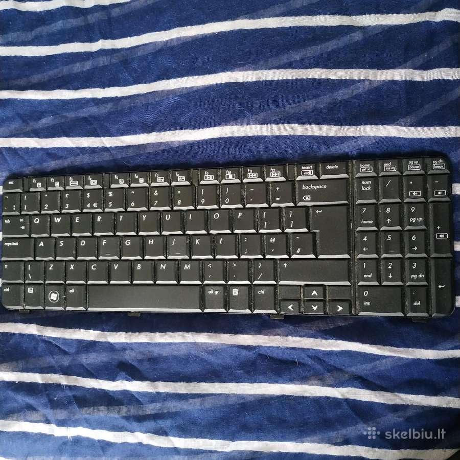 Parduodu Hp Compaq Presario Cq61 klaviatūrą