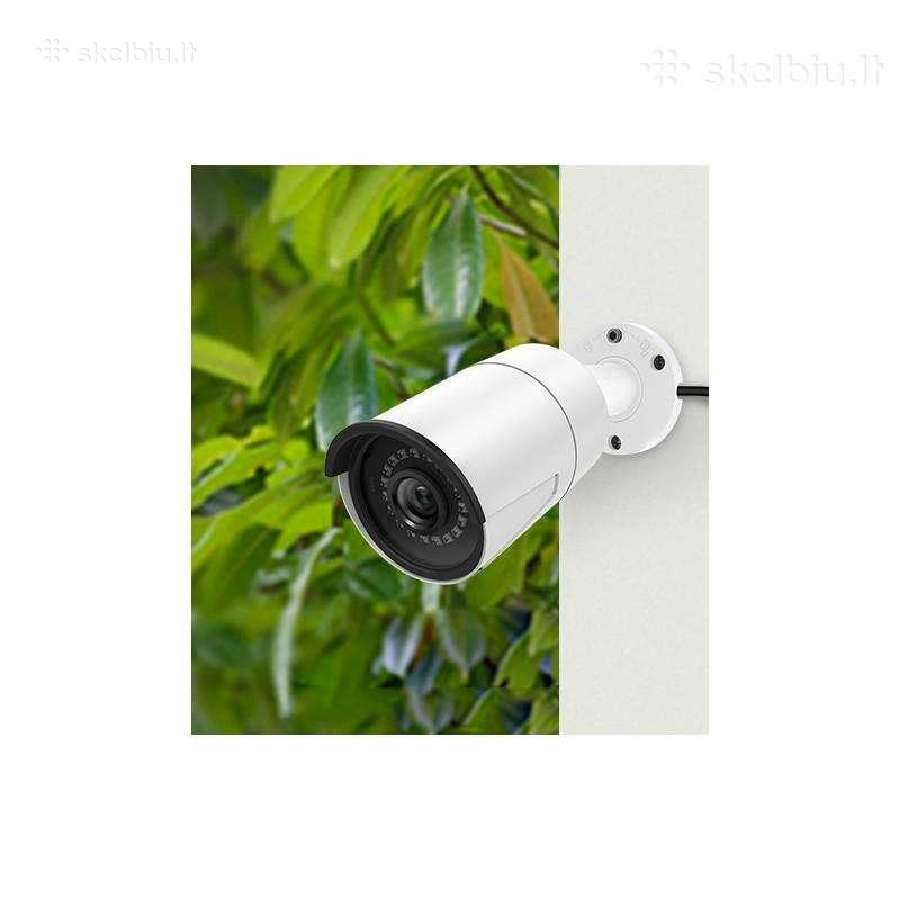 5mp Poe Ip cilindrinė kamera (Microsd)