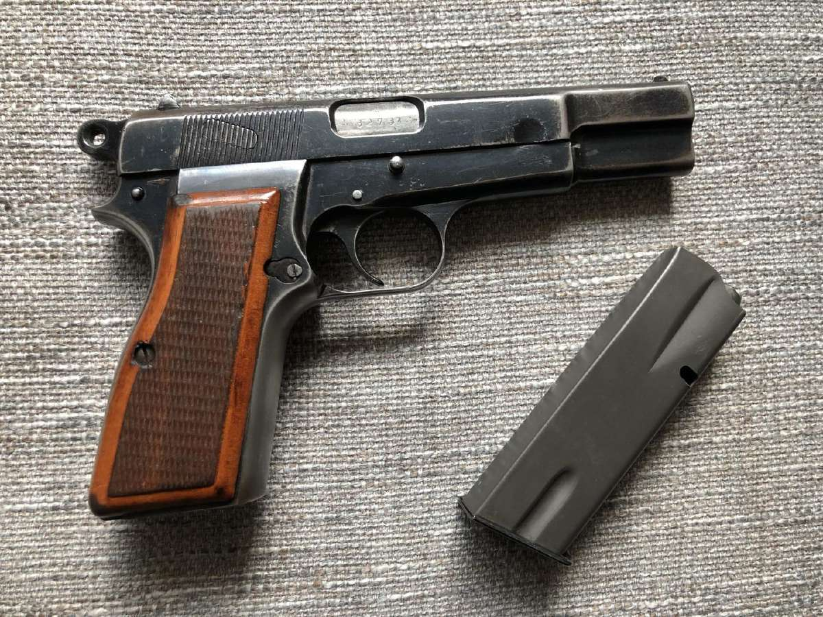Pistoletas Fn (Browning) High Power
