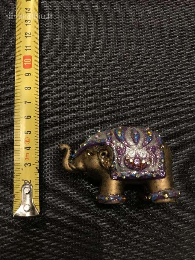 Rytietiskas drambliukas