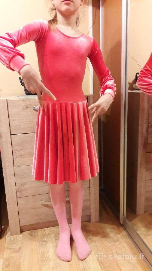 Parduodama sportinių šokių suknelė
