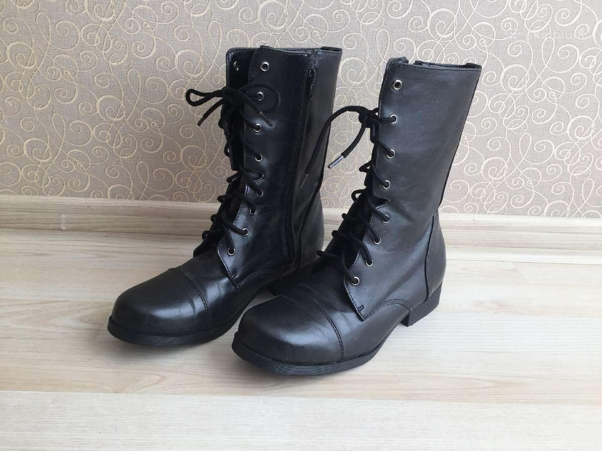 Juodi Zone batai, 37 dydis