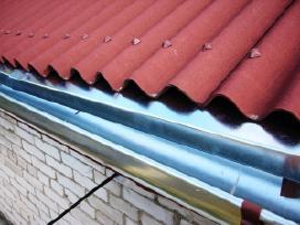 Kokybiskas stogu dengimas, stogo dangos - nuotraukos Nr. 4