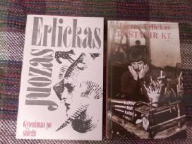 Erlickas dvi knygos