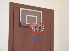 Krepšinio lenta su lanku Juba-011 (kabinama ant du