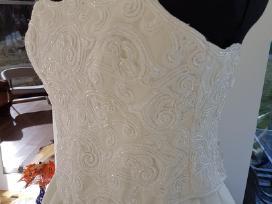 Vestuvinė suknelė - sijonas ir korsetas