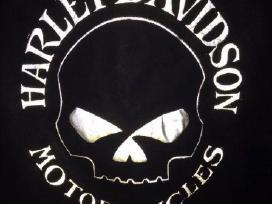 Harley Davidson odine Vyriska striuke Willieg