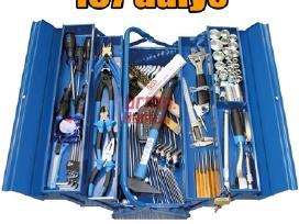 Nauji įrankiai - galvučių komplektai su Garantija - nuotraukos Nr. 4