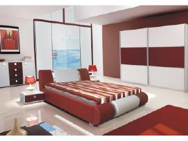 Miegamojo baldu komplektas Mio 4
